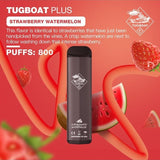 TUGBOAT PLUS DISPOSABLE POD DEVICE - Strawberry Watermelon