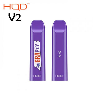 HQD Cuvie V2 Disposable Vape Device - 3PK