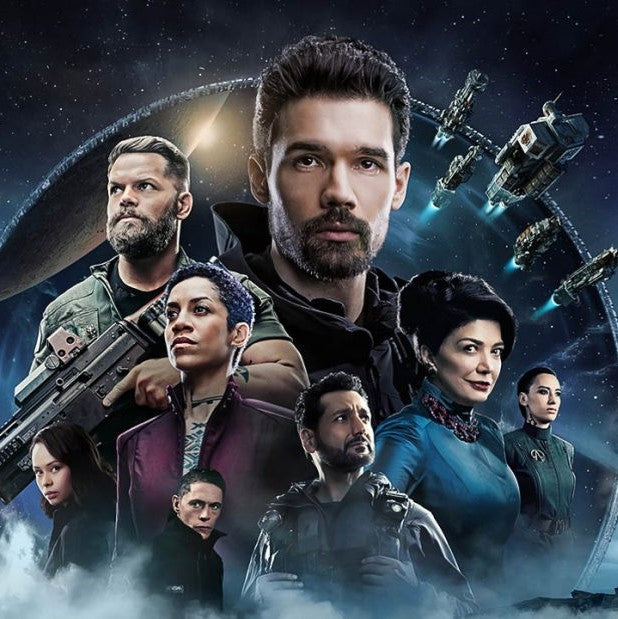 You Should Be Watching The Expanse