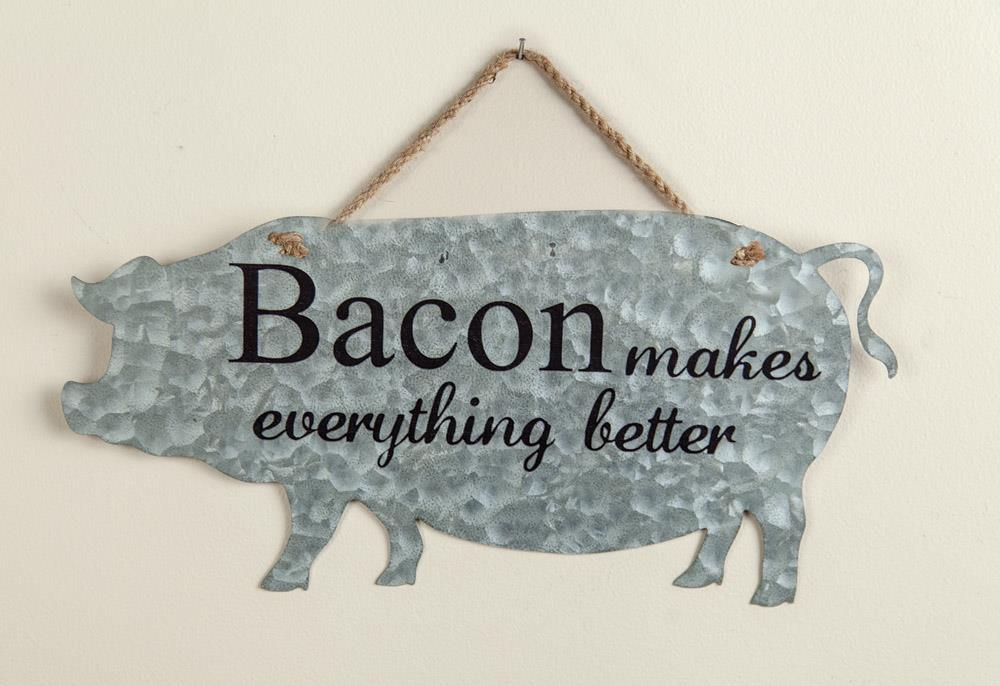 Sign - Bacon Makes Everything Better