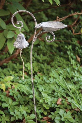 Bird Feeder - Steel Bell