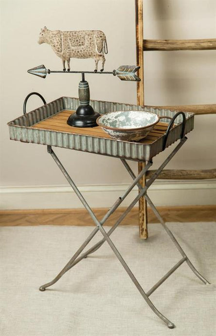 Table - Folding Rustic