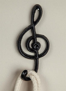 Wall Art - Hanger - Treble Clef