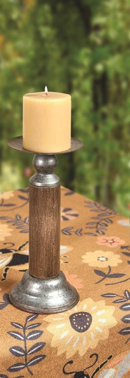 Candle Stick - Wood