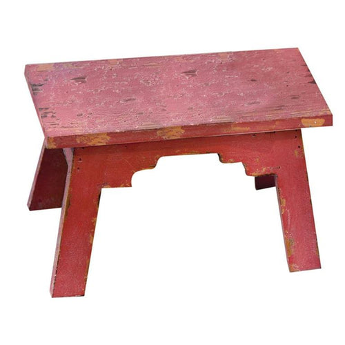 Stool - Red