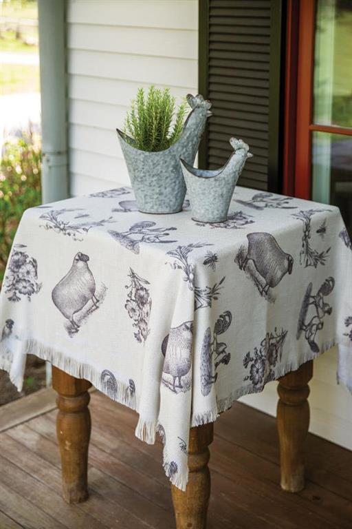 Table Cloth - French Farm Home