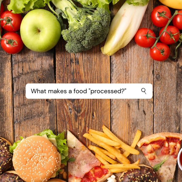 Just How Bad is Processed Food for Our Health?