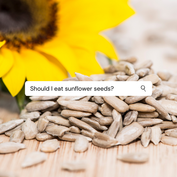 Sunflower Seeds: An Underrated Nutrient Source