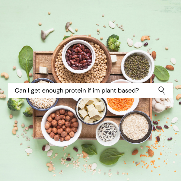 Plant Based Protein: Are Vegans Deficient?