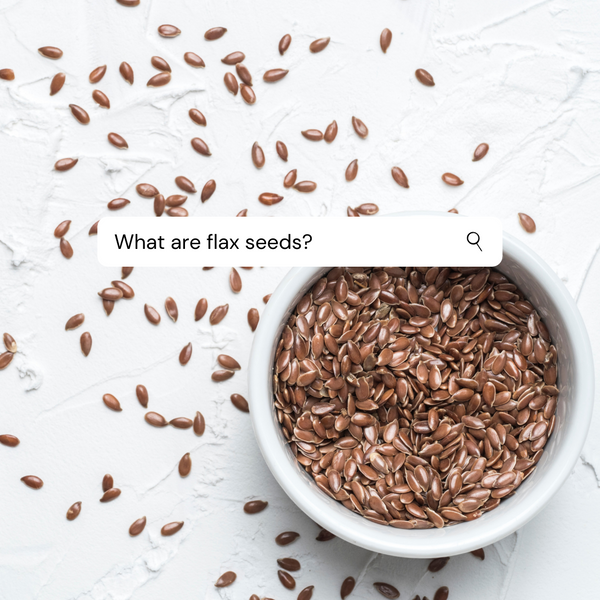 Top Health Benefits of Flax Seeds