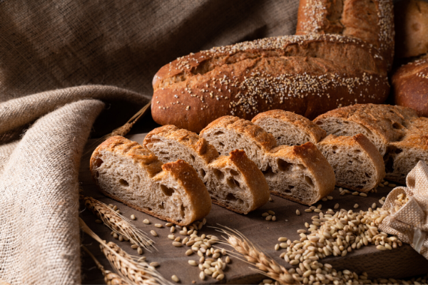 Are Carbs Good or Bad For You?  Whole Wheat Bread