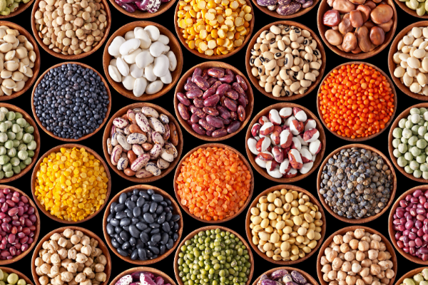 Are Carbs Good or Bad For You?  Nuts, Whole Grains and Legumes