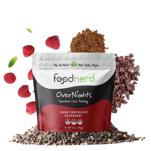 Dark Chocolate Raspberry Chia Pudding 15.00% Off Auto renew