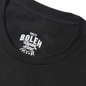 designer t shirts black