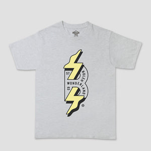 malaysian clothing online grey t-shirt