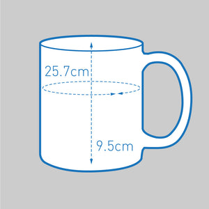 mug measurement