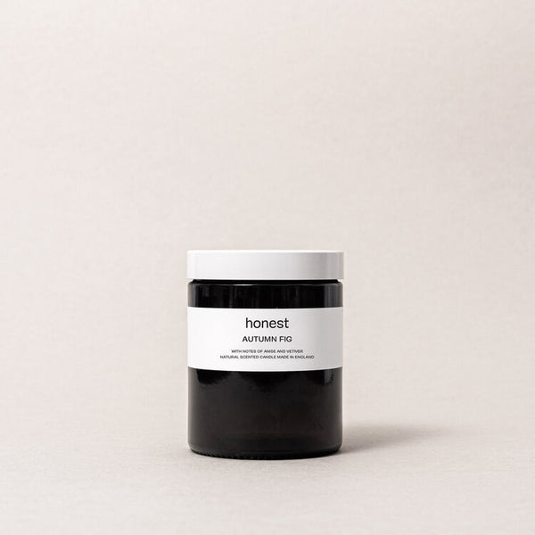 Honest Skincare Autumn Fig Candle