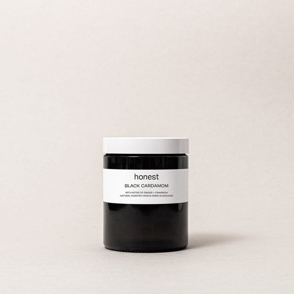 Honest Skincare Black Cardamom Candle