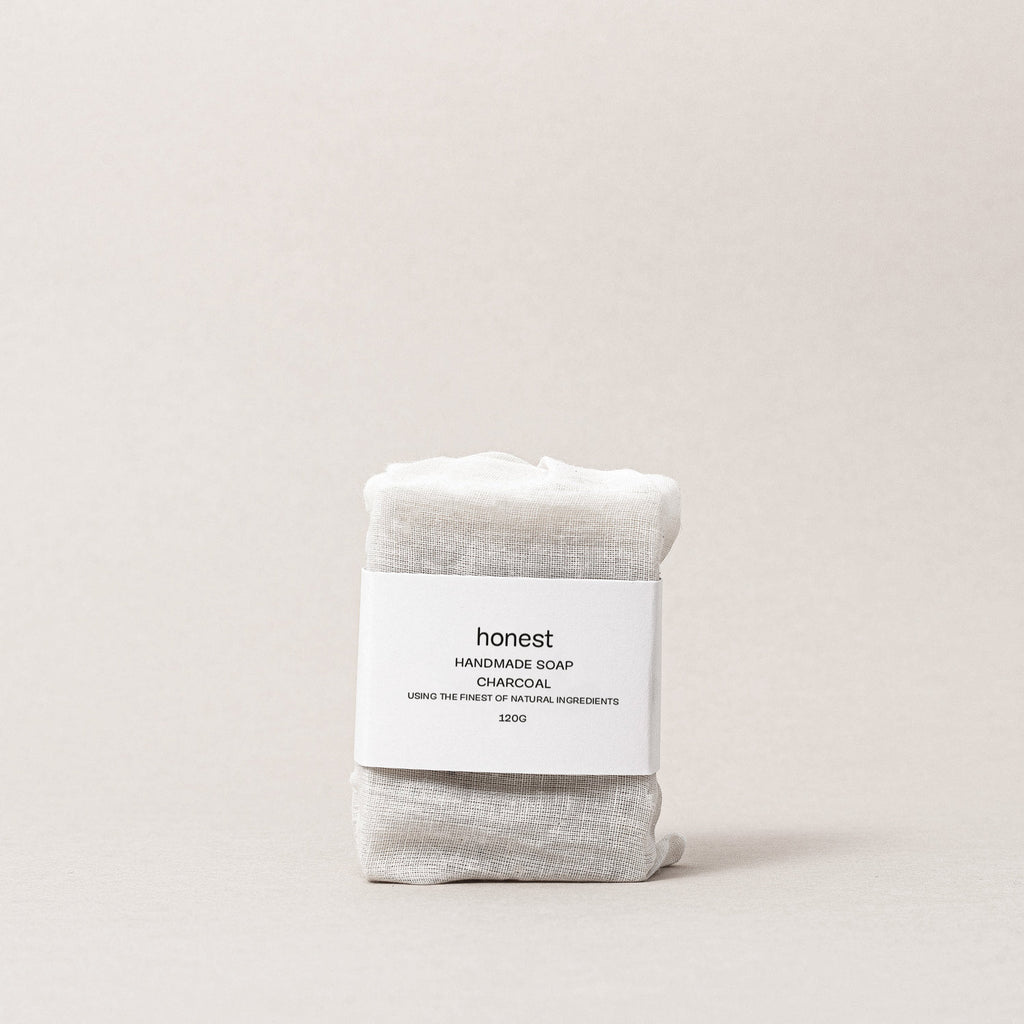 Honest Skincare Charcoal Soap