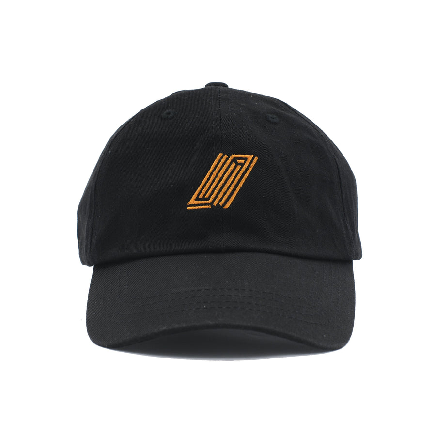 United Dad Hat Pumpkin Orange