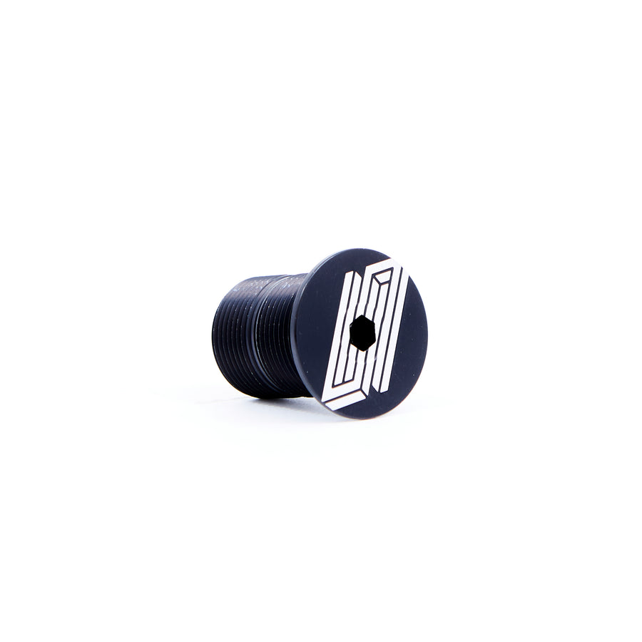 United Fork Top Cap Reborn Black - M24 Thread