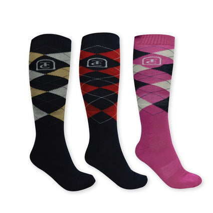 Women's Riding Socks - Vault Country Clothing