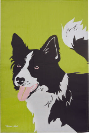Border Collie Tea Towels - Vault Country Clothing