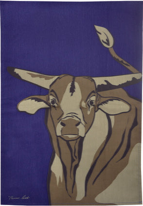Bull Tea Towel - Vault Country Clothing