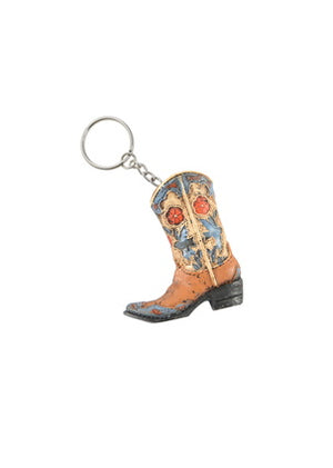 Cowgirl Key Chain - Vault Country Clothing