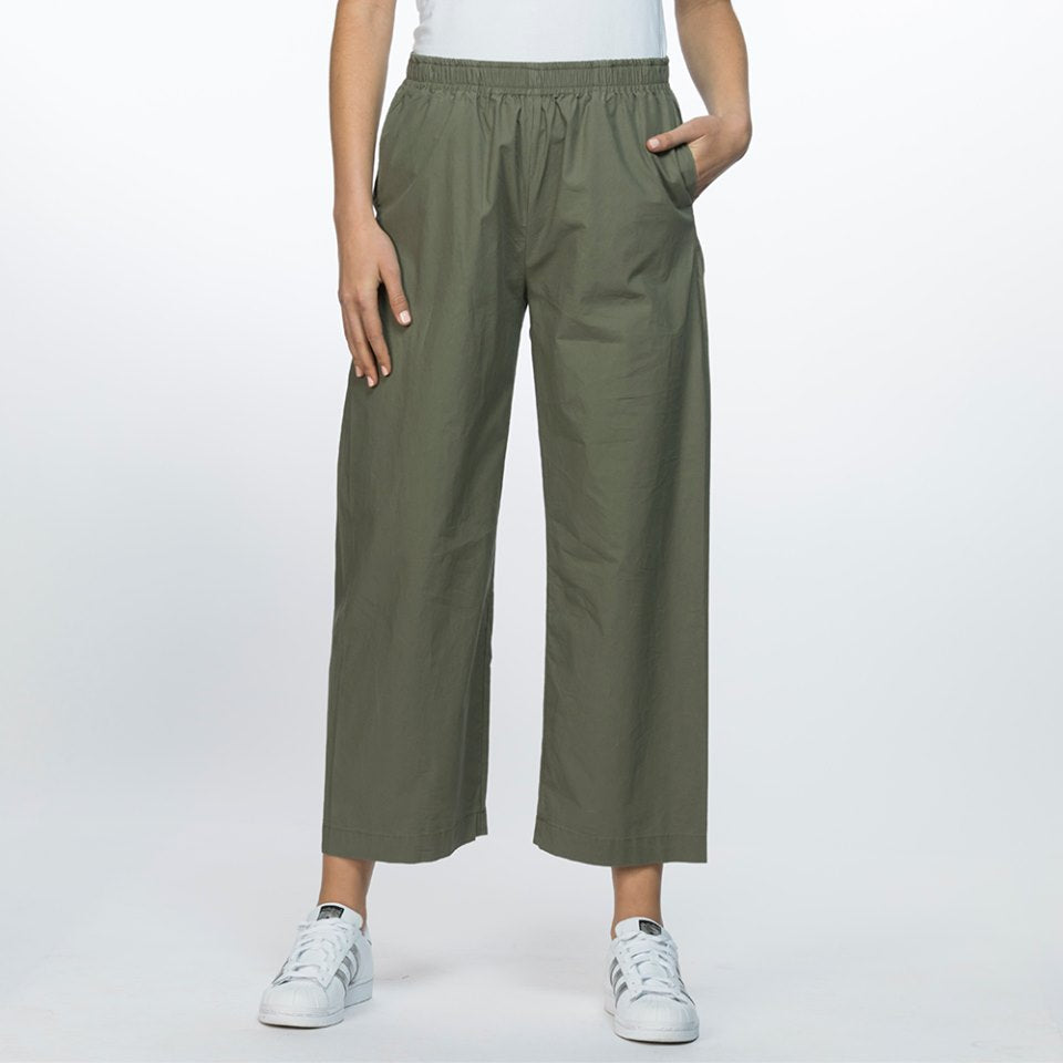 Eco Pull on Cotton Pant