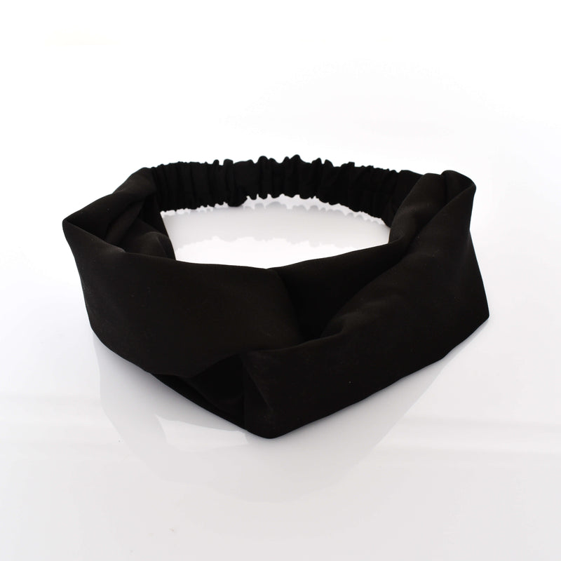 Adorne Satin Fabric Headband