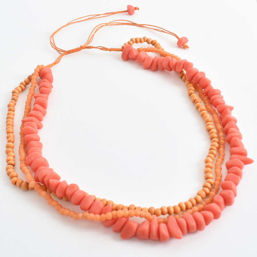Strand Mix Layered Necklace - Vault Country Clothing