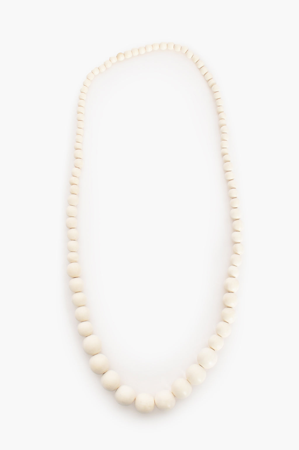 Everyday Long Timber Necklace