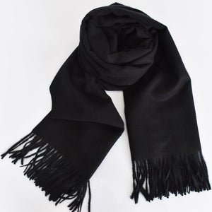 Essential Soft Fringe Edge Scarf - Vault Country Clothing