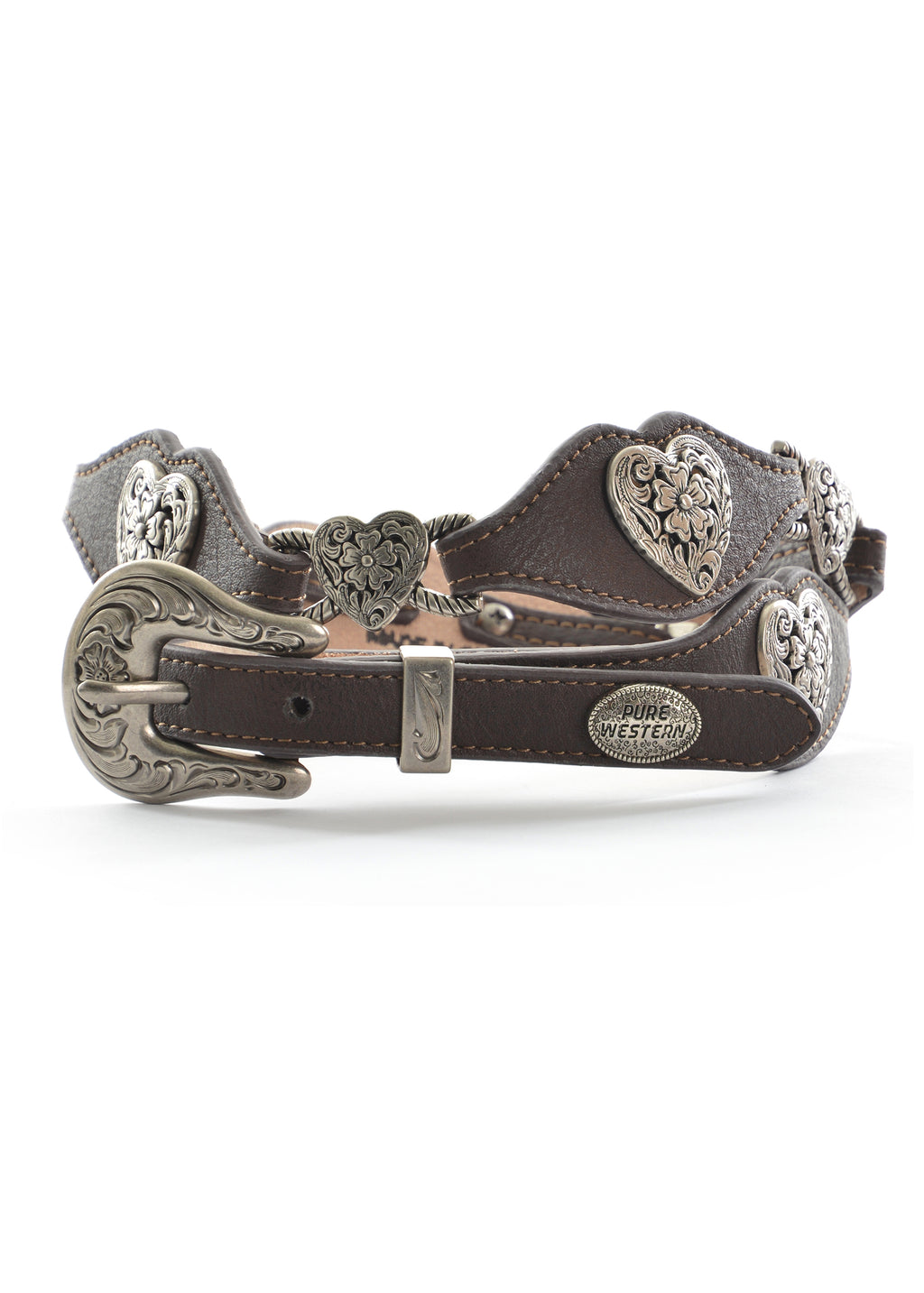 Women's Heart Belt - Vault Country Clothing