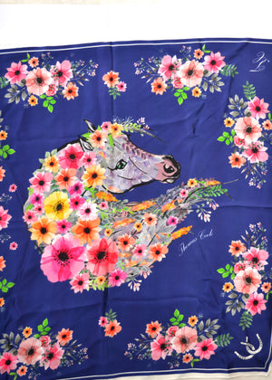 Women's Silk Scarf