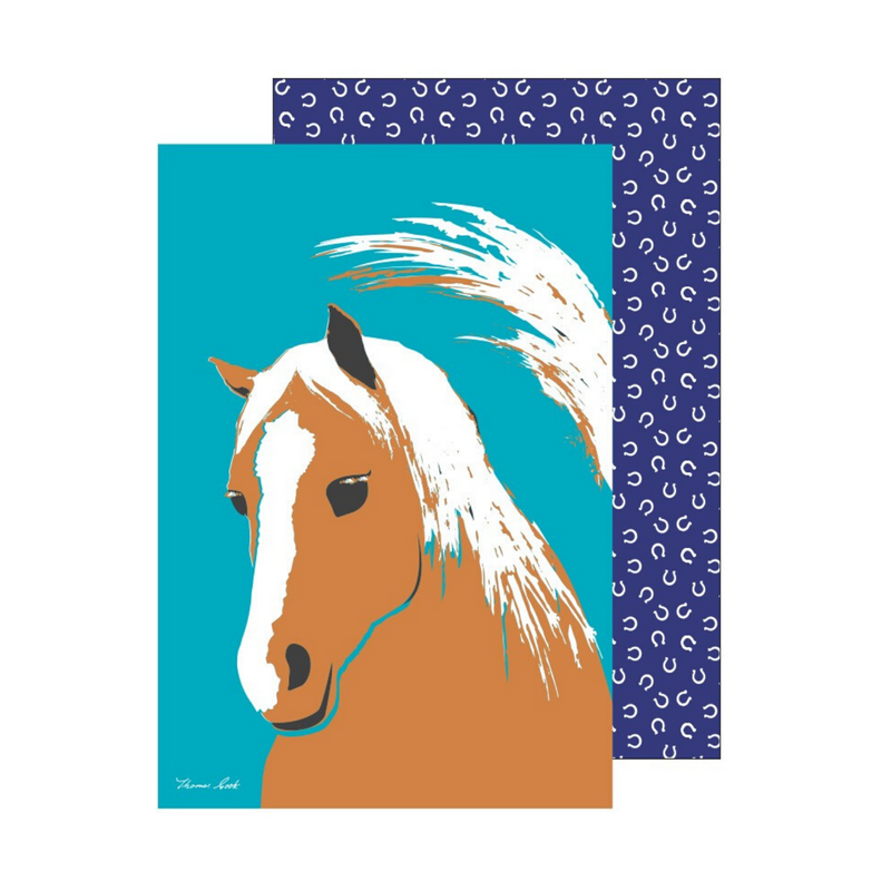 Horse Tea Towel 2 Pack - Vault Country Clothing