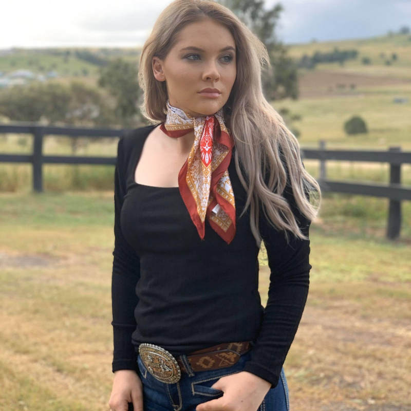 Monica Shirt - Vault Country Clothing