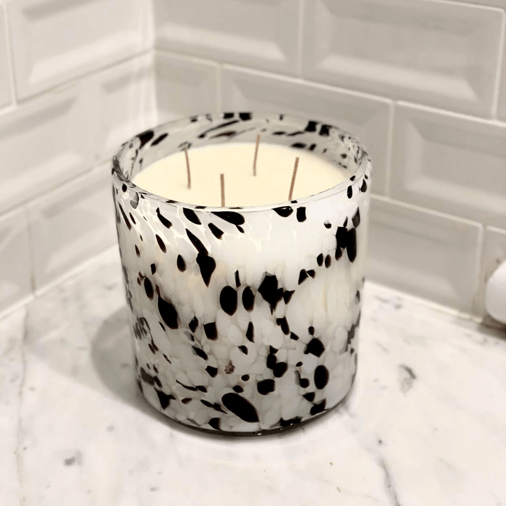 Luxury Santorini Candle