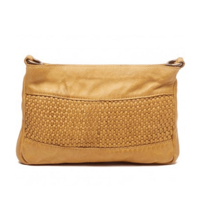 Rugged Hide Amina Handbag