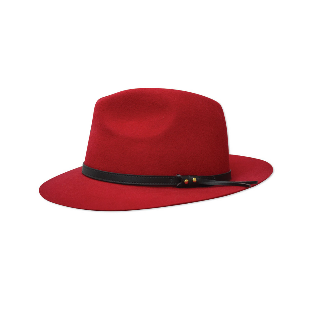 Thomas Cook Jagger Wool Felt Hat