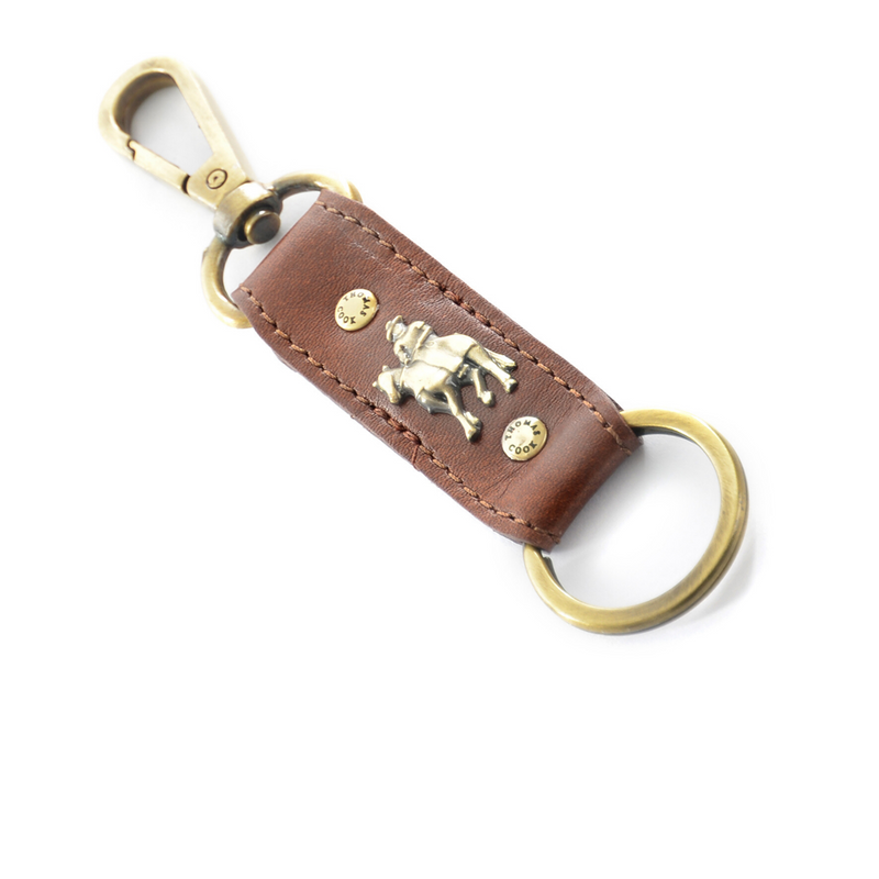 Cootamundra Horseman Key Ring - Vault Country Clothing