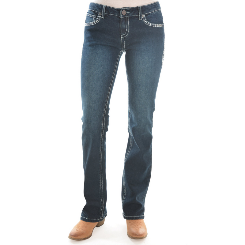 Women's Sits Above Hip Jean - Vault Country Clothing