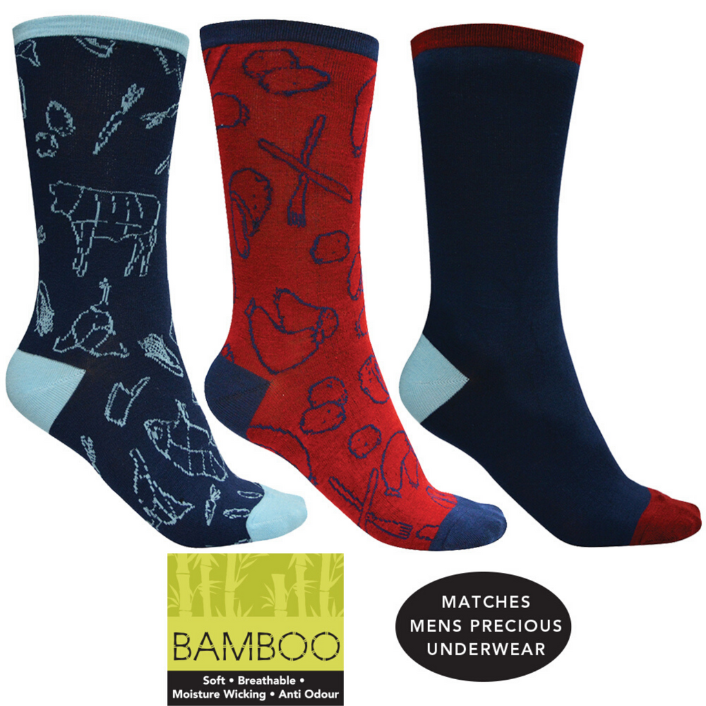 Bamboo Socks - Vault Country Clothing