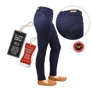 Suzie Slimmer Jean - Vault Country Clothing