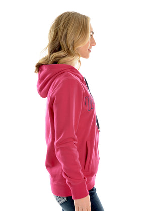 Nicole Zip Hoodie - Vault Country Clothing