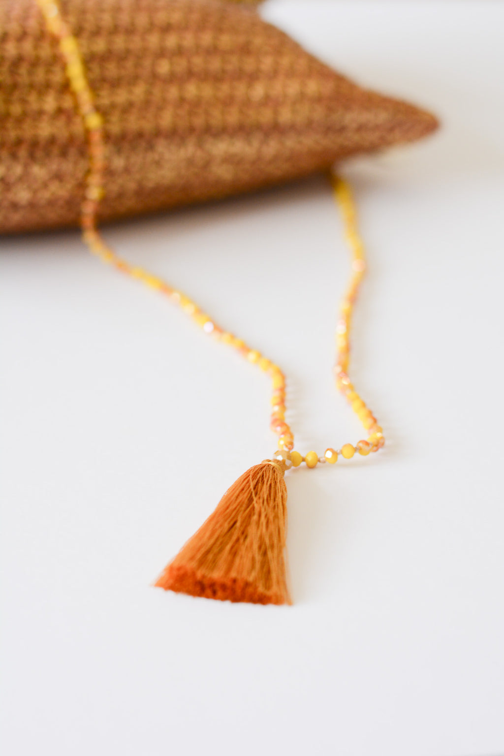 Tassel Necklace - Vault Country Clothing