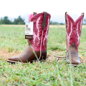 Black Jack Boot - Vault Country Clothing