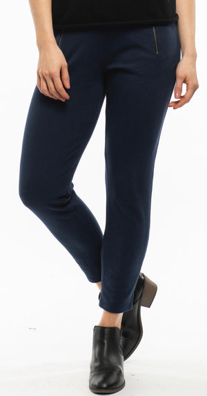 Ponte Pants Navy - Vault Country Clothing