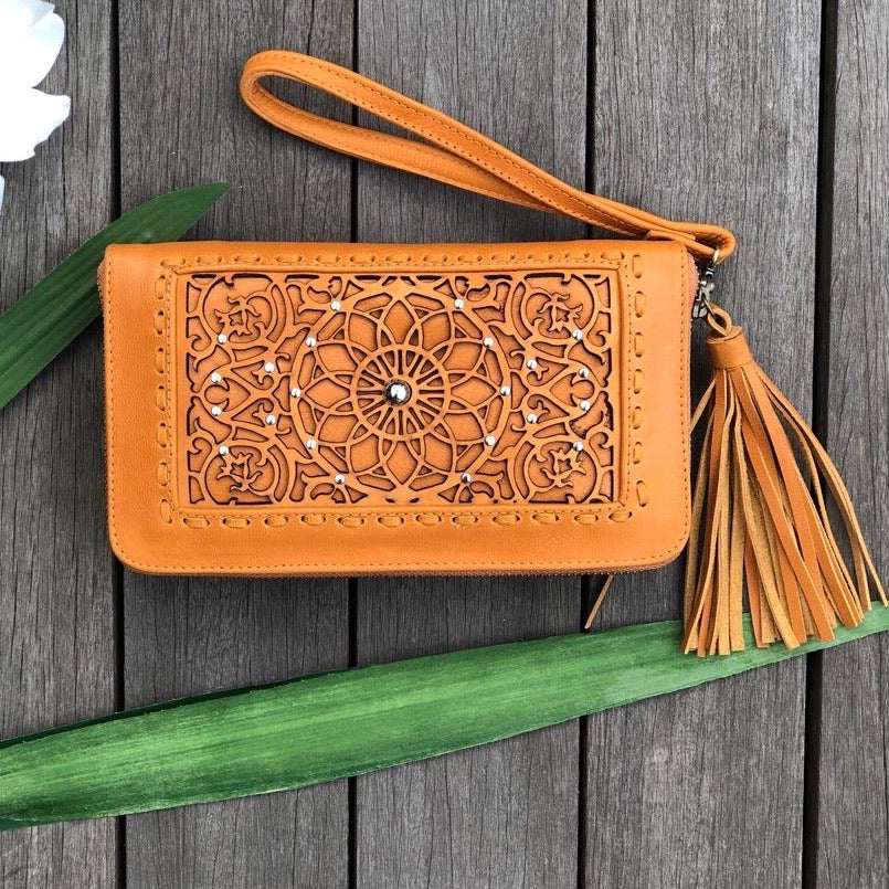 Cottesloe Phone Wallet - Vault Country Clothing
